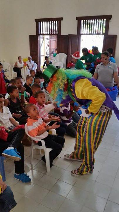 Children from the Dominican Republic